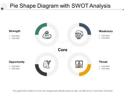 pie_shape_diagram_with_swot_analysis_Slide01