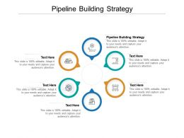 Pipeline Building Strategy Ppt Powerpoint Presentation Professional Introduction Cpb