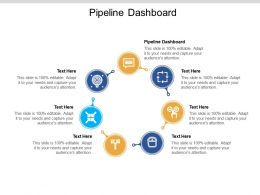 Pipeline Dashboard Ppt Powerpoint Presentation File Infographic Template Cpb