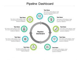Pipeline Dashboard Ppt Powerpoint Presentation Pictures Visuals Cpb