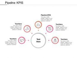 Pipeline KPIS Ppt Powerpoint Presentation Portfolio Format Cpb