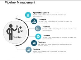 Pipeline Management Ppt Powerpoint Presentation Ideas Mockup Cpb