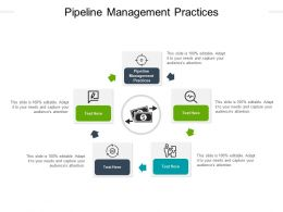 Pipeline Management Practices Ppt Powerpoint Presentation Styles Grid Cpb