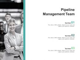 Pipeline Management Team Ppt Powerpoint Presentation Model Example File Cpb