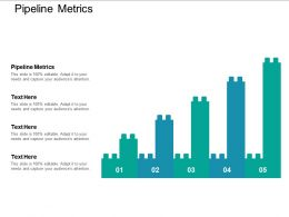 Pipeline Metrics Ppt Powerpoint Presentation Slides Graphic Tips Cpb