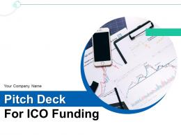 Pitch Deck For ICO Funding Powerpoint Presentation Slides