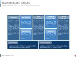 Pitch Deck For Investors Powerpoint Presentation Slides