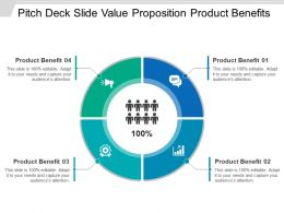 Pitch Deck Slide Value Proposition Product Benefits 1 Sample Ppt Files