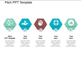 Pitch Ppt Template Ppt Powerpoint Presentation Portfolio Icons Cpb