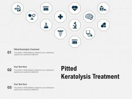 Pitted Keratolysis Treatment Ppt Powerpoint Presentation Icon Slide Portrait