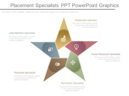 Placement Specialists Ppt Powerpoint Graphics