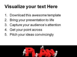 Plan Future Business PowerPoint Template 0610  Presentation Themes and Graphics Slide03