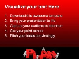 Plan Future Business PowerPoint Template 0610  Presentation Themes and Graphics Slide02