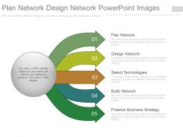Plan Network Design Network Powerpoint Images
