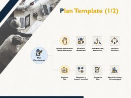 Plan Template Assessment Structural Ppt Powerpoint Presentation Infographics Icons