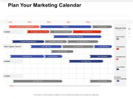 Plan Your Marketing Calendar White Paper Ppt Powerpoint Presentation Inspiration Images