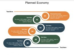 Planned Economy Ppt Powerpoint Presentation Pictures Demonstration Cpb