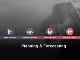 Demand Forecast - Slide Team