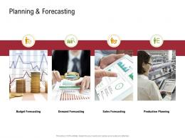Planning And Forecasting Sustainable Supply Chain Management Ppt Summary