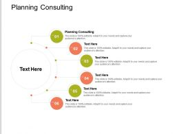 Planning Consulting Ppt Powerpoint Presentation File Design Templates Cpb