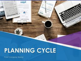 Planning Cycle Powerpoint Presentation Slides