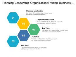 Planning Leadership Organizational Vision Business Development Action Plan Cpb