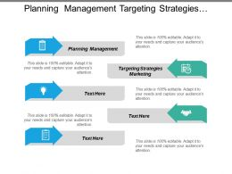 Planning Management Targeting Strategies Marketing Business Strategy Development Cpb