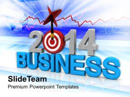 Planning Targets For New Year PowerPoint Templates PPT Backgrounds For Slides 1113