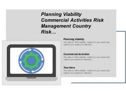 Planning Viability Commercial Activities Risk Management Country Risk