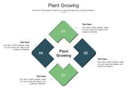 Plant Growing Ppt Powerpoint Presentation Ideas Graphics Cpb