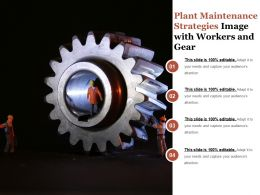 Plant Maintenance Strategies Image With Workers And Gear