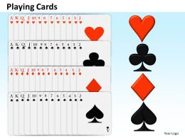 playing cards PPT 15