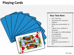 playing cards PPT 16