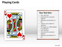 playing cards PPT 3