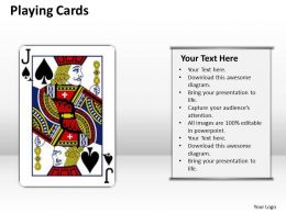 playing cards PPT 4