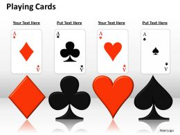 playing cards PPT 6