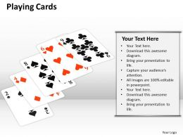 playing cards PPT 8