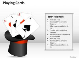 playing cards PPT 9