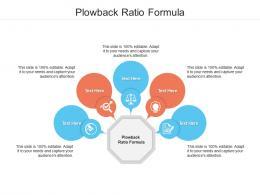 Plowback Ratio Formula Ppt Powerpoint Presentation Slide Cpb