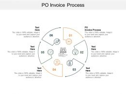 Po Invoice Process Ppt Powerpoint Presentation Gallery Graphics Cpb
