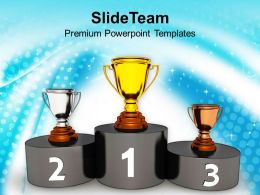 podium_with_golden_silver_trophy_reward_powerpoint_templates_ppt_themes_and_graphics_0113_Slide01