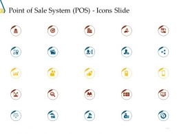 Point Of Sale System Icons Slide Ppt Powerpoint Gallery Show