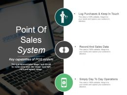 Point Of Sales System Ppt Images