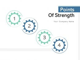 Points Of Strength Organization Growth Product Innovation Service