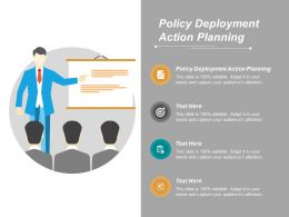 Policy Deployment Action Planning Ppt Powerpoint Presentation Inspiration Templates Cpb