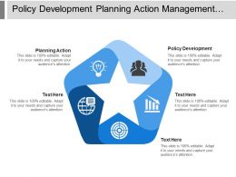 Policy Development Planning Action Management Review Organization Information