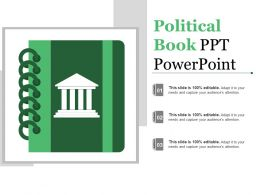 Political Book Ppt Powerpoint