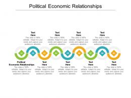 Political Economic Relationships Ppt Powerpoint Presentation Infographics Show Cpb