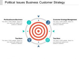 Political Issues Business Customer Strategy Management Architecture Erp Cpb