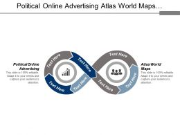 Political Online Advertising Atlas World Maps Employment Staffing Firm Cpb